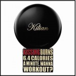 By Kilian and Kissing Burns Calories An Hour  Wanna Work Out 100 ml Unisex Tester Parfüm